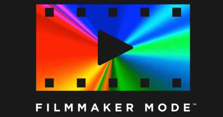 """""""Filmmaker Mode"""" will automatically turn off all the dumb motion smoothing and noise reduction on new TVs"""