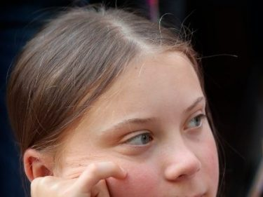 Greta Thunberg Mum as Climate Activist Proclaims 'We Cannot Live in a World that Is Melting'