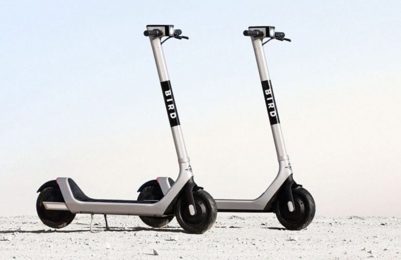 Miami's gathering electric scooters before Dorian sends them airborne