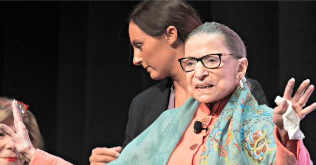 Ruth Bader Ginsburg: I'm Alive and 'on My Way to Being Very Well' After Cancer Scares