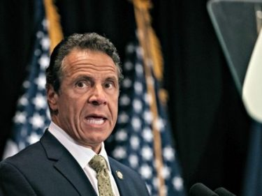 Andrew Cuomo Demands Trump Pursue Gun Control Post-Midland Attack