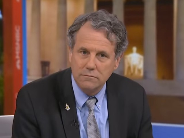 Dem Sen. Brown to Trump: 'You Owe It' to Gun Violence Victims to Act