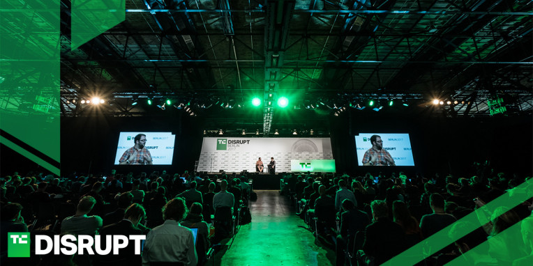 Only 5 days left for super early bird savings at Disrupt Berlin 2019