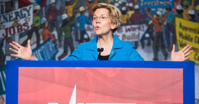 Elizabeth Warren Goes All Out for Labor Day: 'Unions Will Rebuild America's Middle Class'
