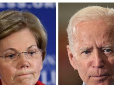 National Polls Show Biden Lead, Warren Surge Behind Him