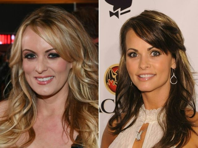 Report: House Democrats Plan 'Major Investigative Focus' on Payments to Stormy Daniels and Karen McDougal