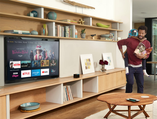 Amazon unveils a new Fire TV Cube, soundbar, and over a dozen Fire TV Edition products