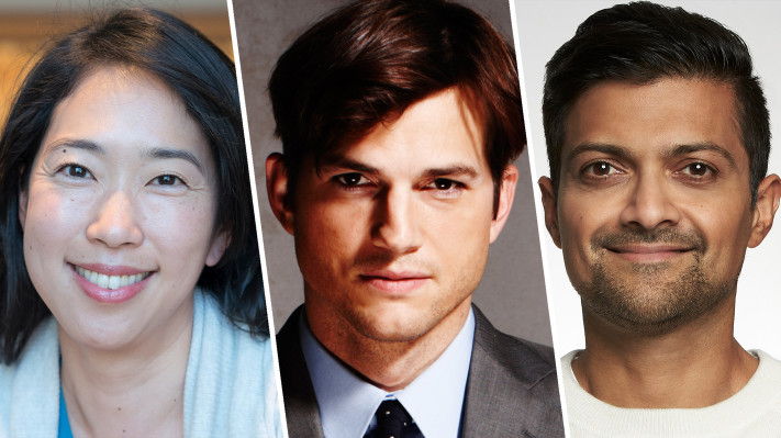 Ashton Kutcher, Ann Miura-Ko and Mamoon Hamid are coming to Disrupt!