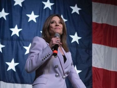 Marianne Williamson: 'I Didn't Think the Left Lied like This'