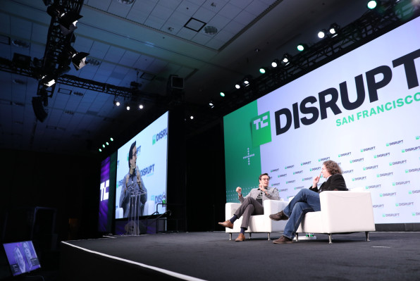 Discover the Extra Crunch stage at Disrupt SF this October