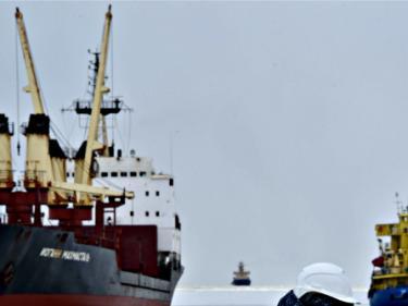 Kamala Harris Questions Why the U.S. Needs More Ice Breakers in the Arctic