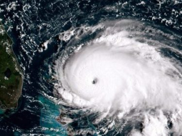 Fact Check: No, CNN, Hurricane Dorian is Not Evidence of Climate Change