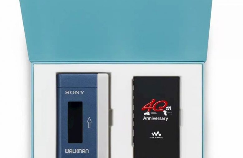 Sony's 40th anniversary Walkman is a cassette-free nostalgia fail