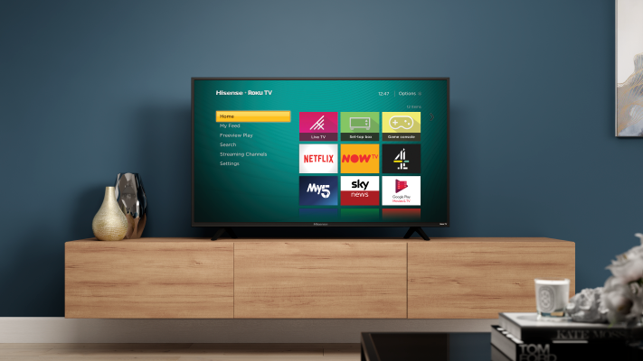 Roku expands its TV licensing program to Europe
