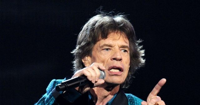 Mick Jagger Blasts Trump's 'Polarization, Rudeness, and Lying' About Climate Change