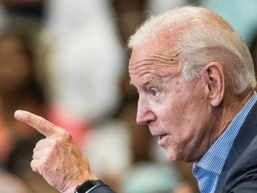 Joe Biden Promises Environmentalist: 'Look into My Eyes; I Guarantee You, We Are Going to End Fossil Fuel'