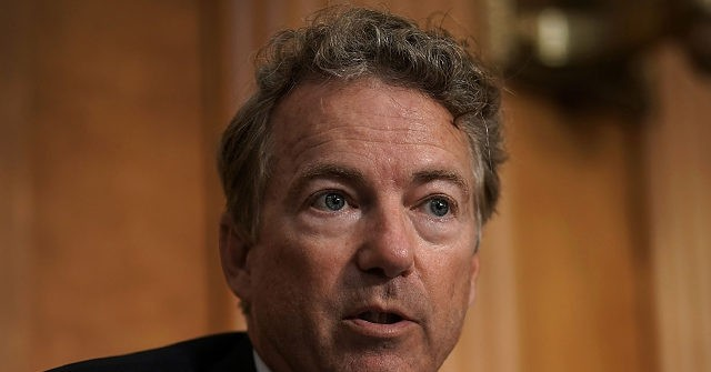 Rand Paul: 'Threat of War Around the World Is Greatly Diminished with Bolton Out'