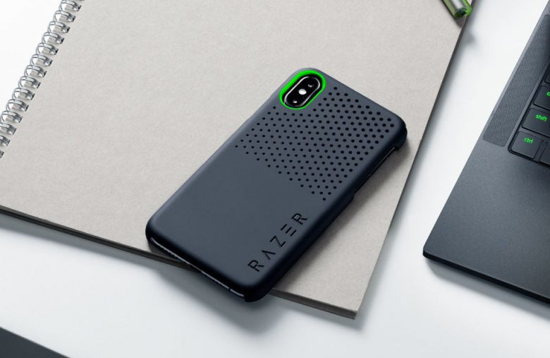 Razer case keeps your iPhone cool during intense gaming sessions