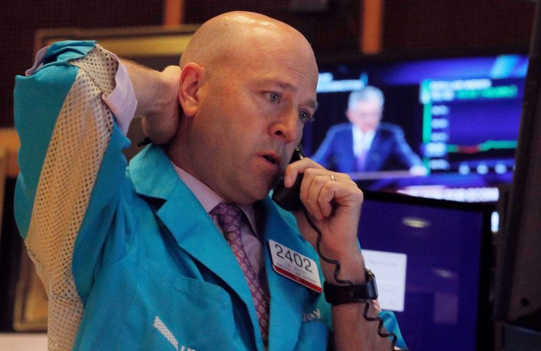 Dow Rally Evaporates as Sector Rotation Spooks Investors – CCN.com