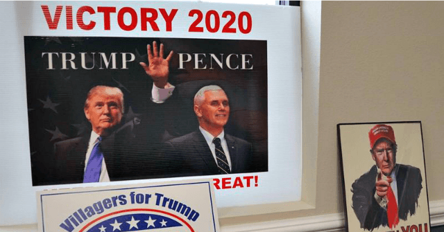 Poll: Plurality of Americans Think Trump Will Be Reelected in 2020