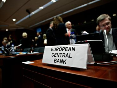 European Central Bank Runs Out of Ammo to Stop Eurozone Recession