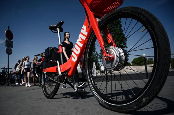 JUMP pulled its bikes from a number of markets in the last few months