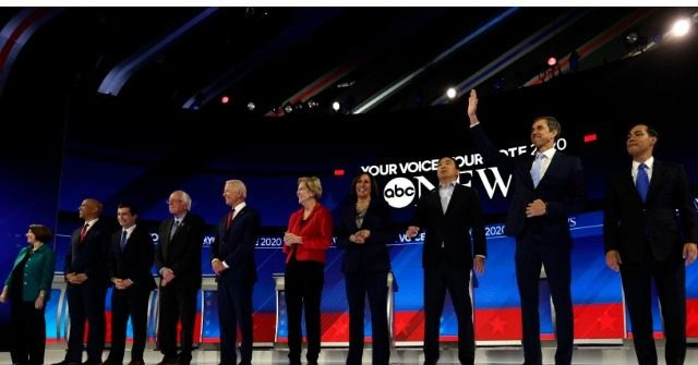 Planned Parenthood and Allies Complain 'Not One Question' on Abortion in Democrat Debate