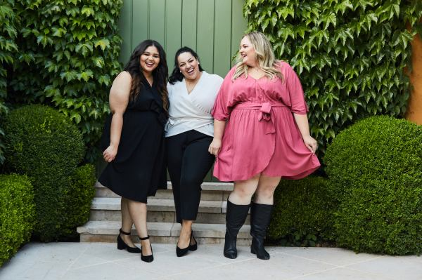 Startups Weekly: Part & Parcel plans plus-sized fashion empire