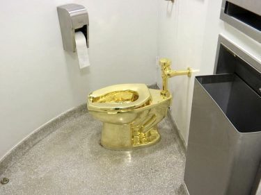 Twitter is Losing its S%# Over This $4 Million Golden Toilet
