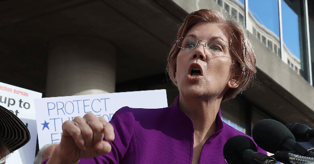 Elizabeth Warren Joins Other Democrats Calling for Justice Brett Kavanaugh's Impeachment