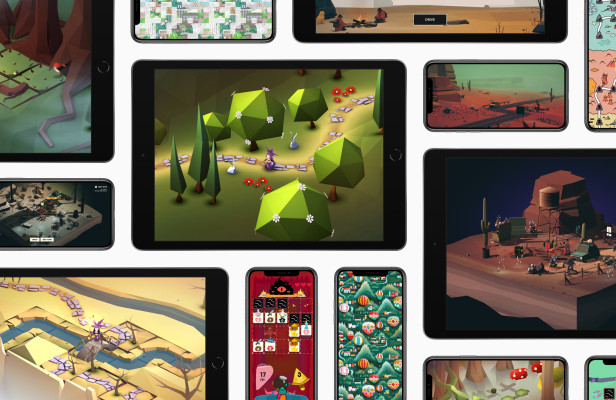 Apple Arcade is now available for some iOS 13 beta users