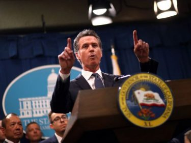 California Governor Gavin Newsom signs gig worker bill AB5 into law