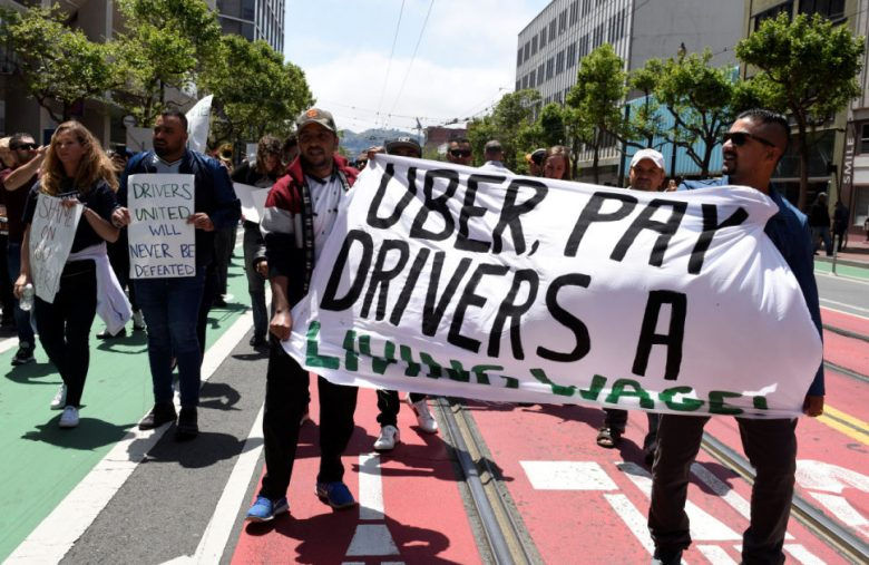 California governor signs labor law meant to fix the gig economy