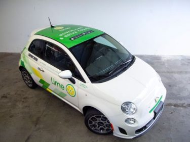 Lime is shutting down car rental service, LimePod