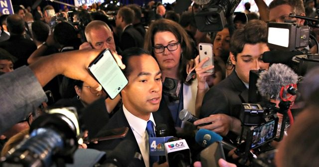 Julian Castro Campaign Manager Claims Opposition to Illegal Immigration Is 'Racism'
