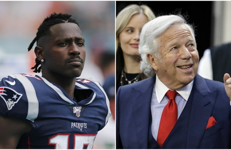Antonio Brown Fired by an Owner Charged with Sex Crimes – CCN.com