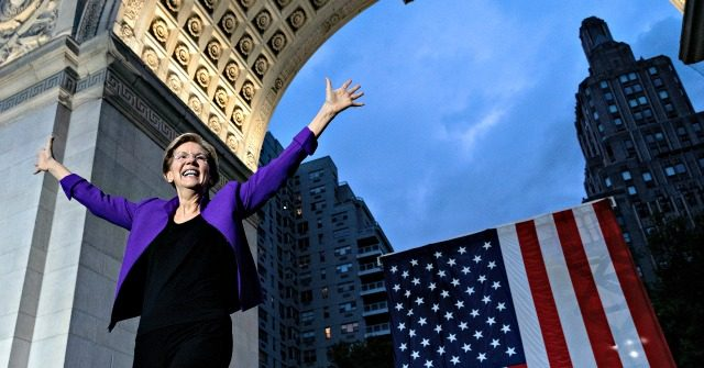 Poll Shows 'First Major Shakeup' with Elizabeth Warren Overtaking Joe Biden in Iowa
