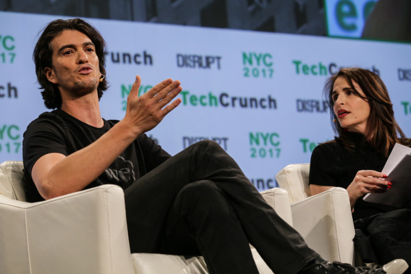As Adam Neumann reportedly faces pressure to step down, it's looking like a fight for life between WeWork and SoftBank