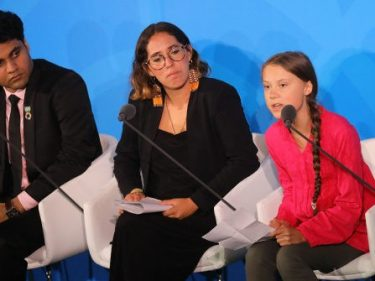 2020 Democrats Praise Greta Thunberg's U.N. Speech: 'We Are Failing Our Nation's Youth'