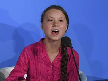 Greta Thunberg & Allies File Climate Complaint Against 5 Countries (Not China)