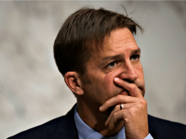 Sasse on Whistleblower Complaint: 'There's Obviously Lots That's Very Troubling There'