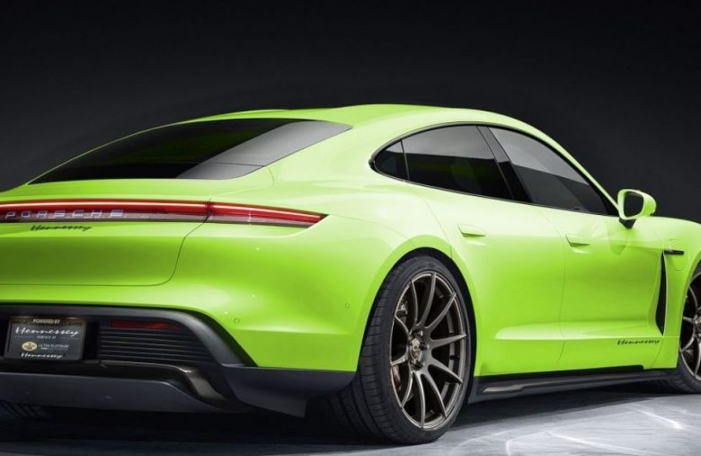 Hennessey Performance's first EV mods will go on the Porsche Taycan