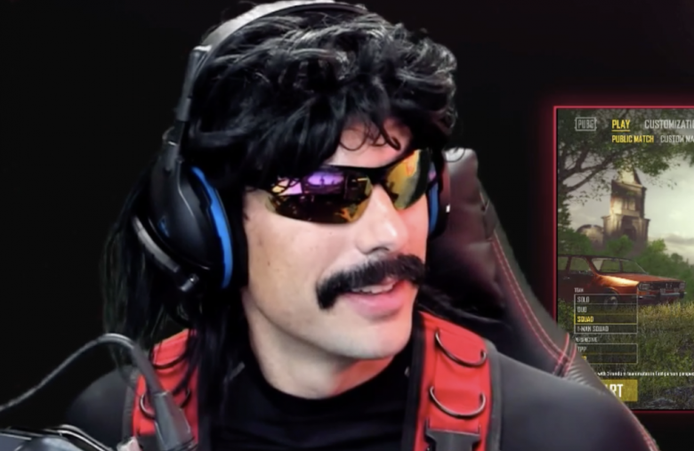 Dr Disrespect Rages at Players to Reveal His Major PUBG Beef