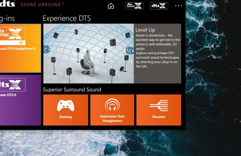 DTS Sound Unbound improves spatial audio for PC games