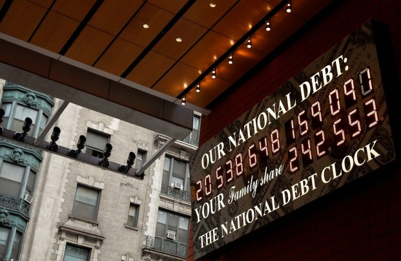 Senate Math Whiz Blames YOU for Out-of-Control National Debt