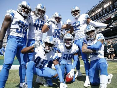 Detroit Lions Will Vault to Elite Status by Slaughtering the Chiefs