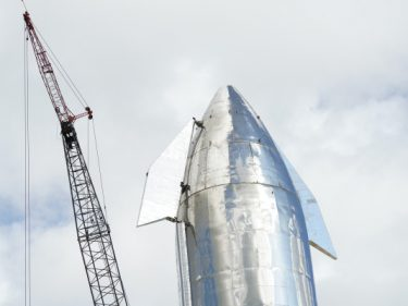Watch live as Elon Musk delivers an update on SpaceX's Starship spacecraft