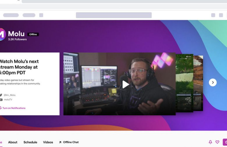 Twitch revamps channel pages to help you tune in to streamers