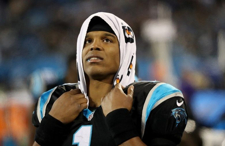 Cam Newton Sucks & Diet Experts Blame Veganism