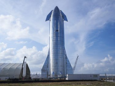 SpaceX details Starship and Super Heavy in new website